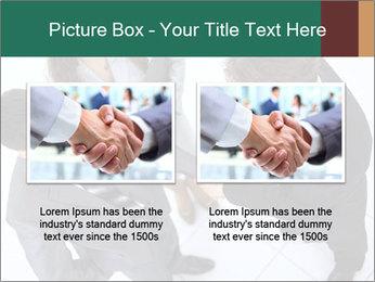Business handshake PowerPoint Template - Slide 18