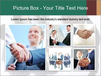 Business handshake PowerPoint Template - Slide 19