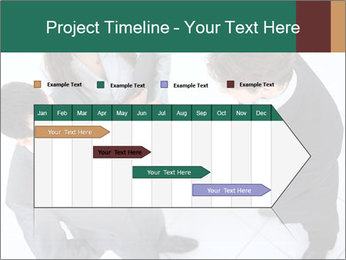 Business handshake PowerPoint Template - Slide 25
