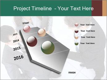 Business handshake PowerPoint Template - Slide 26