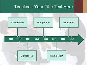 Business handshake PowerPoint Template - Slide 28