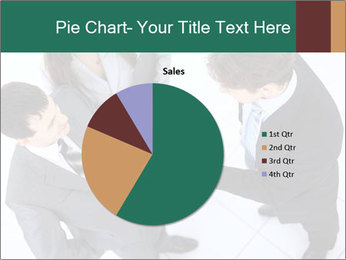 Business handshake PowerPoint Template - Slide 36