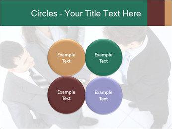 Business handshake PowerPoint Template - Slide 38