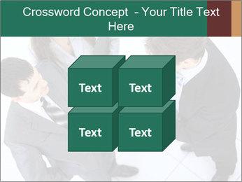 Business handshake PowerPoint Template - Slide 39