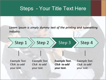 Business handshake PowerPoint Template - Slide 4