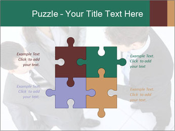 Business handshake PowerPoint Template - Slide 43