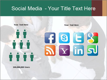 Business handshake PowerPoint Template - Slide 5