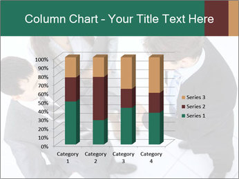 Business handshake PowerPoint Template - Slide 50