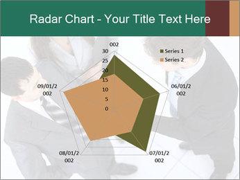 Business handshake PowerPoint Template - Slide 51
