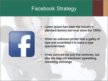 Business handshake PowerPoint Template - Slide 6