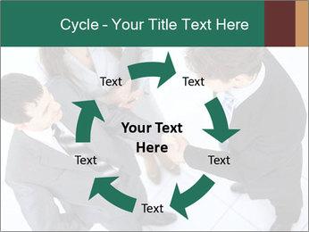 Business handshake PowerPoint Template - Slide 62