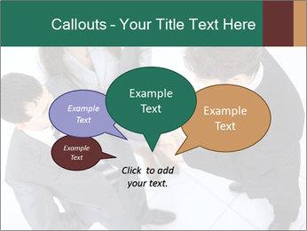 Business handshake PowerPoint Template - Slide 73