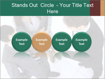 Business handshake PowerPoint Template - Slide 76
