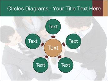 Business handshake PowerPoint Template - Slide 78