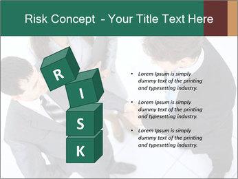 Business handshake PowerPoint Template - Slide 81