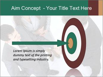 Business handshake PowerPoint Template - Slide 83