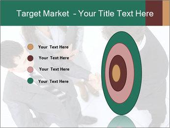 Business handshake PowerPoint Template - Slide 84