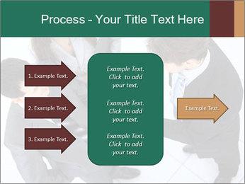 Business handshake PowerPoint Template - Slide 85