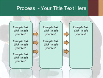 Business handshake PowerPoint Template - Slide 86