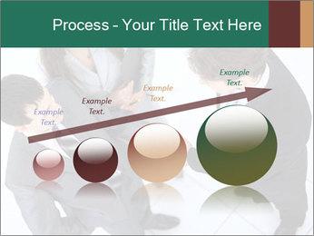 Business handshake PowerPoint Template - Slide 87