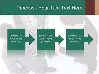 Business handshake PowerPoint Template - Slide 88