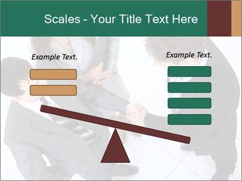 Business handshake PowerPoint Template - Slide 89