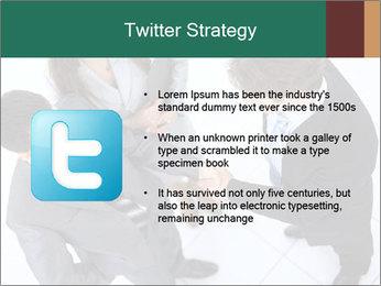 Business handshake PowerPoint Template - Slide 9