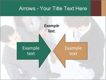 Business handshake PowerPoint Template - Slide 90