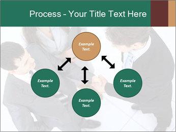 Business handshake PowerPoint Template - Slide 91