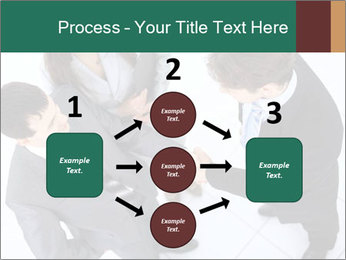 Business handshake PowerPoint Template - Slide 92