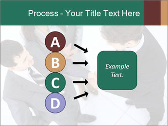 Business handshake PowerPoint Template - Slide 94