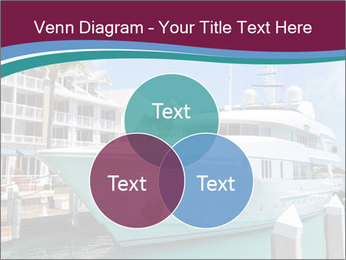 Luxury Yacht Docked PowerPoint Template - Slide 33