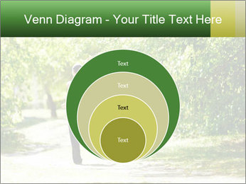 Park along trees PowerPoint Template - Slide 34