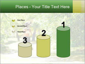 Park along trees PowerPoint Template - Slide 65