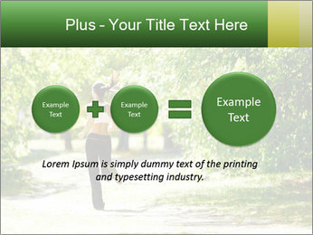 Park along trees PowerPoint Template - Slide 75