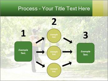 Park along trees PowerPoint Template - Slide 92