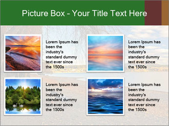 Autumn color PowerPoint Template - Slide 14