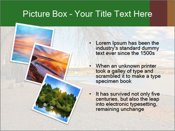 Autumn color PowerPoint Template - Slide 17