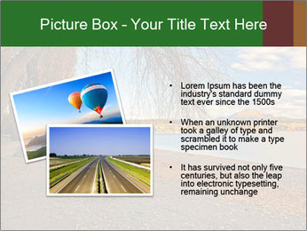 Autumn color PowerPoint Template - Slide 20