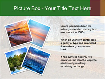 Autumn color PowerPoint Template - Slide 23