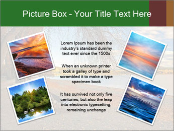 Autumn color PowerPoint Template - Slide 24