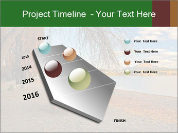 Autumn color PowerPoint Template - Slide 26
