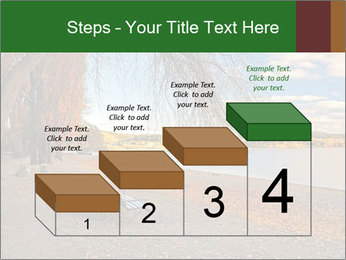 Autumn color PowerPoint Template - Slide 64