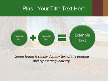Autumn color PowerPoint Template - Slide 75