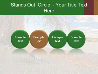Autumn color PowerPoint Template - Slide 76