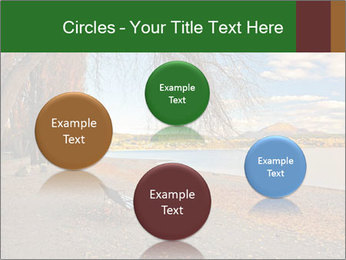Autumn color PowerPoint Template - Slide 77
