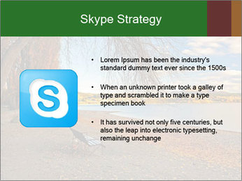 Autumn color PowerPoint Template - Slide 8