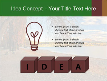 Autumn color PowerPoint Template - Slide 80