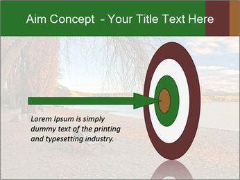 Autumn color PowerPoint Template - Slide 83