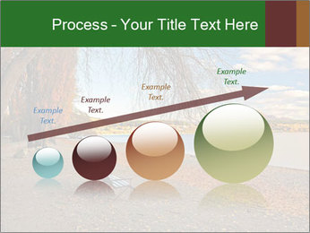 Autumn color PowerPoint Template - Slide 87